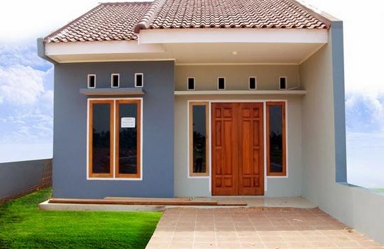 Desain bangun rumah kontrakan di lombok