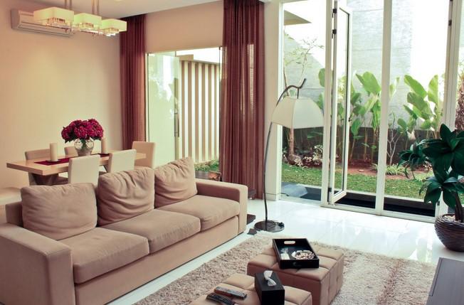 contoh desain rumah type 36 di lombok