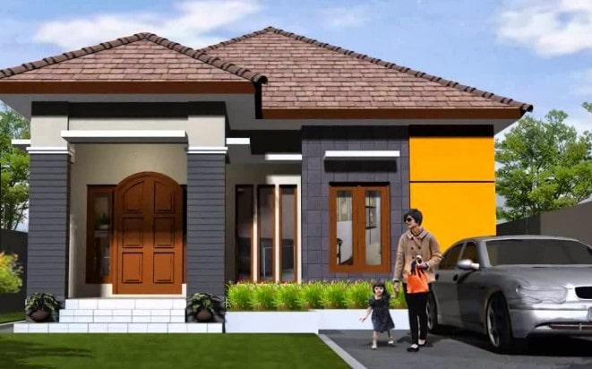 desain rumah type 36 di lombok