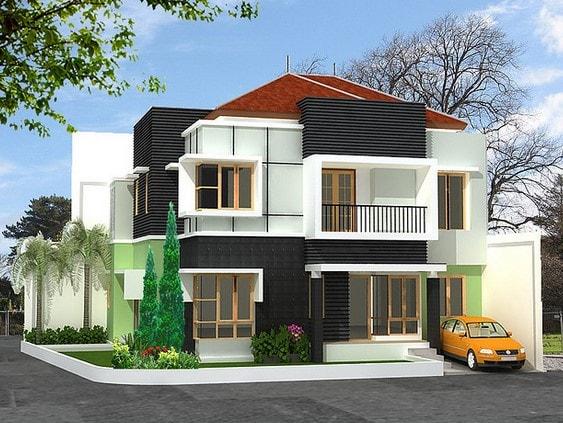 model rumah idaman lombok