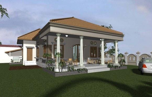 model rumah idaman minimalis lombok