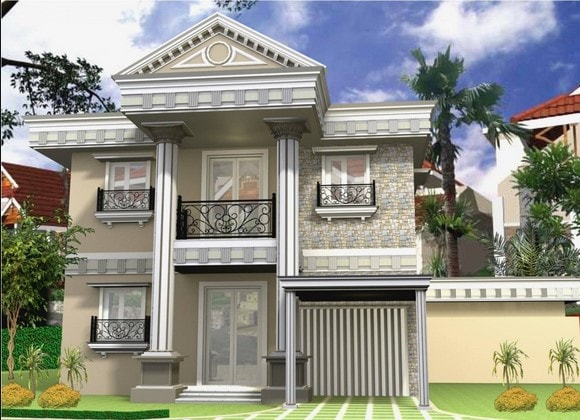 model rumah idaman terbaru di lombok