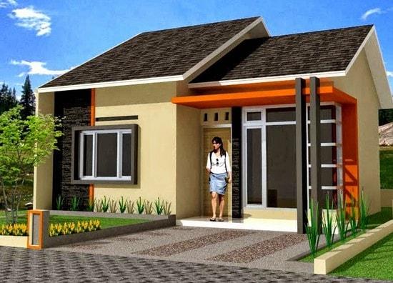 model rumah terbaru satu lantai di lombok