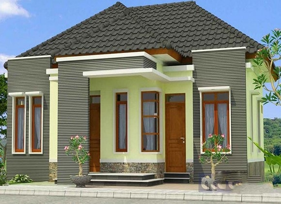 model rumah terbaru type 36 di lombok