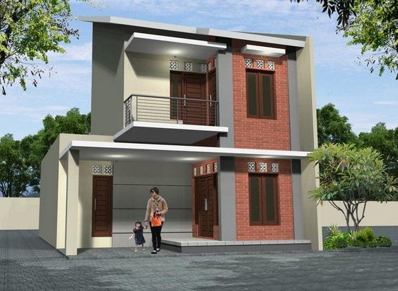 model rumah tipe 70 di lombok