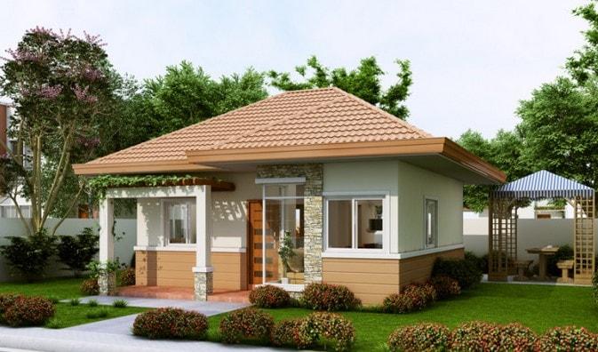 renovasi rumah type 45 1 lantai lombok