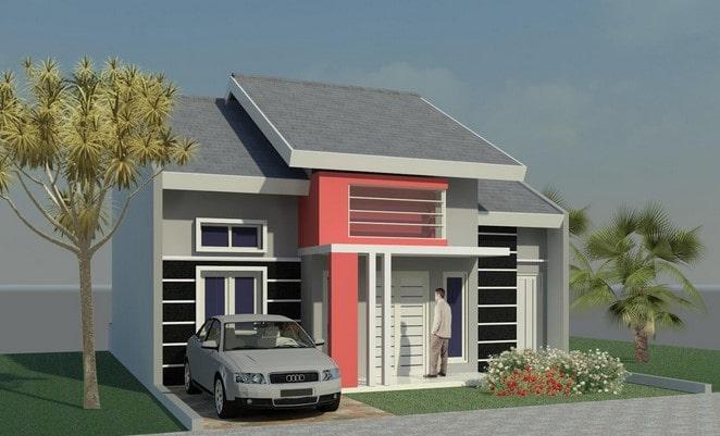 rumah minimalis 1 lantai di lombok