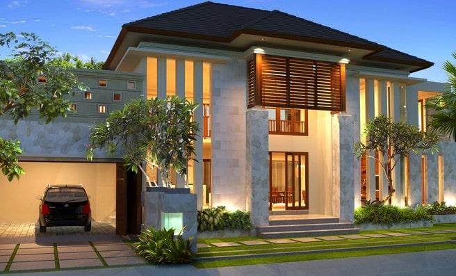 rumah minimalis tipe 120 di lombok