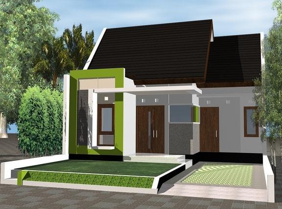 rumah minimalis tipe 21