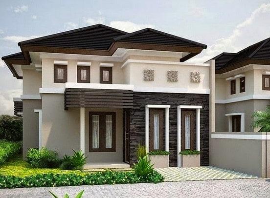 rumah minimalis tipe 45 di lombok