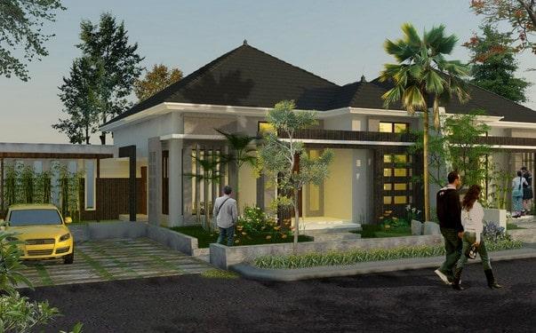 rumah minimalis tipe 60 di lombok