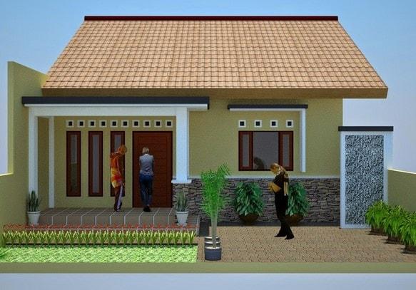 rumah model terbaru di lombok