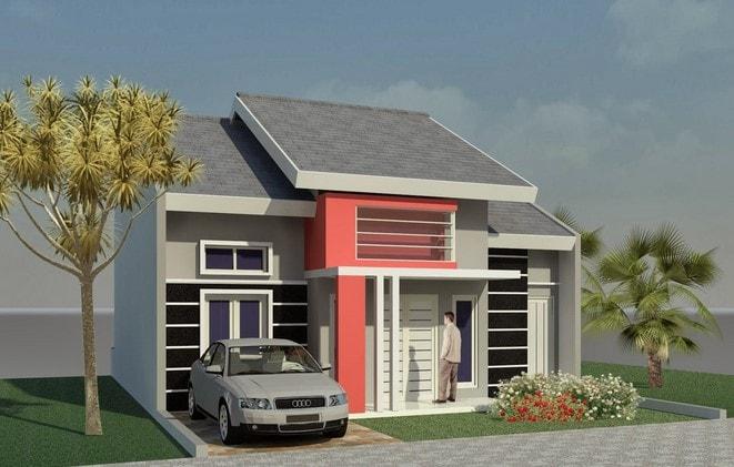 rumah tipe 21 di lombok