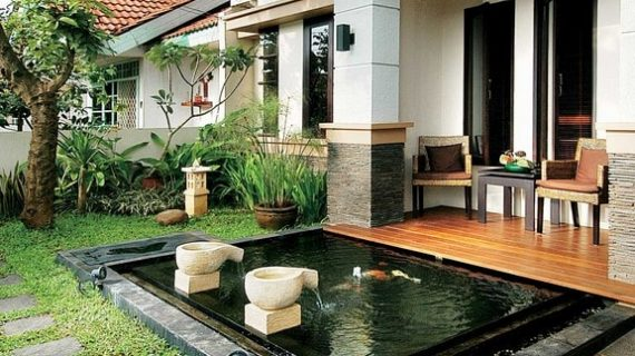 WOW! Ini Teras Rumah Minimalis Lombok Cantik dan Modern